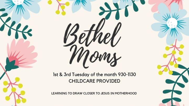 Bethel Moms Kick Off Brunch logo image