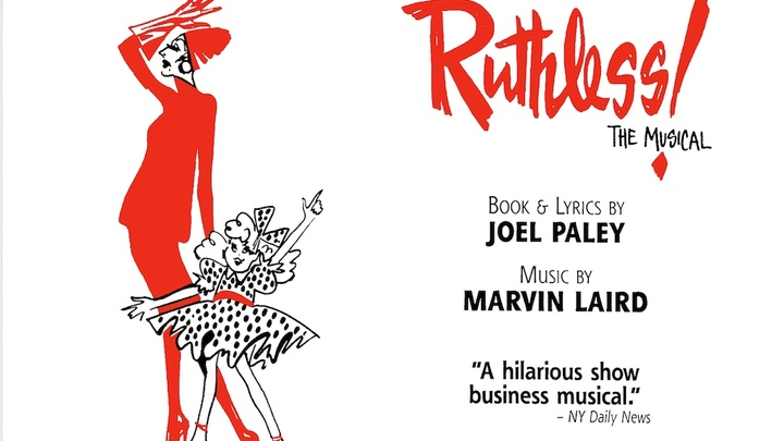 Ruthless! The Musical logo image