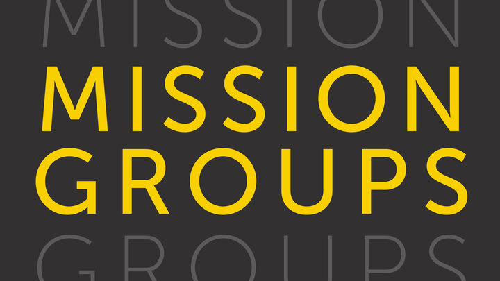 Mission Groups Fall 2019 logo image