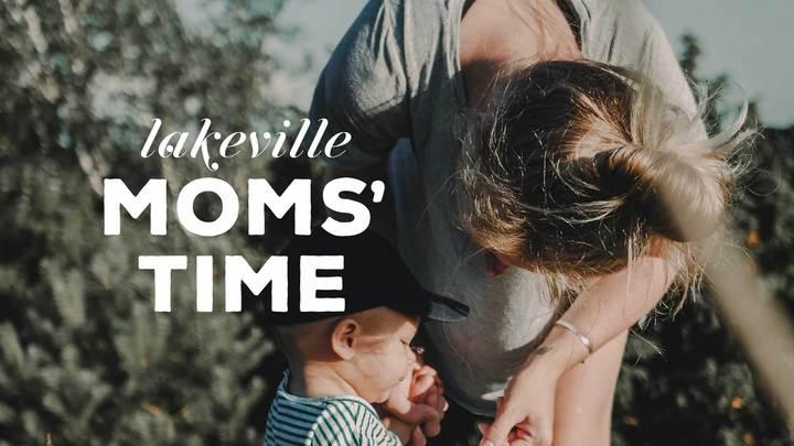 Lakeville Evergreen Mom's Time logo image