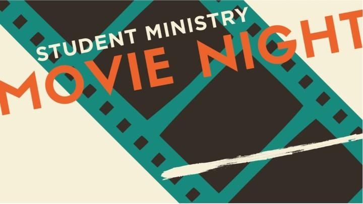 Student Ministries Movie Night logo image