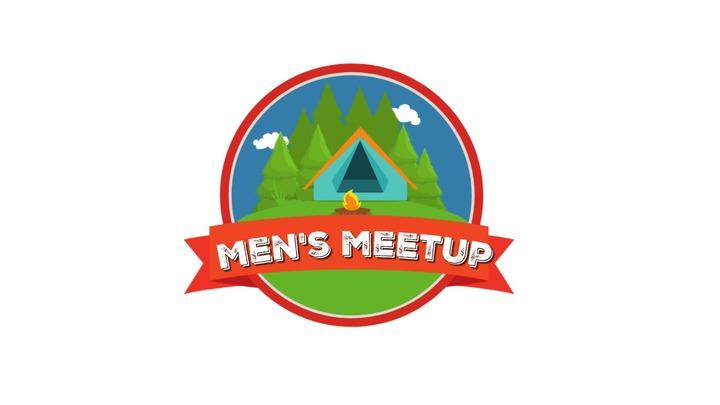 Men's Meetup Campfire logo image