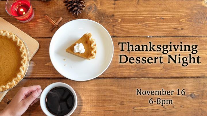 KidsLife Thanksgiving Dessert Night logo image