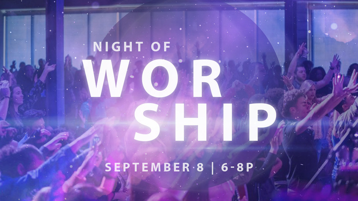 Childcare for Night of Worship logo image
