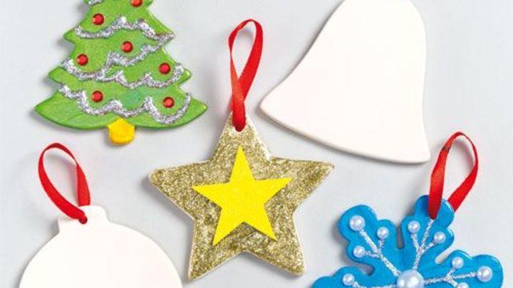 Enrichment's Ornament Decorating Party logo image