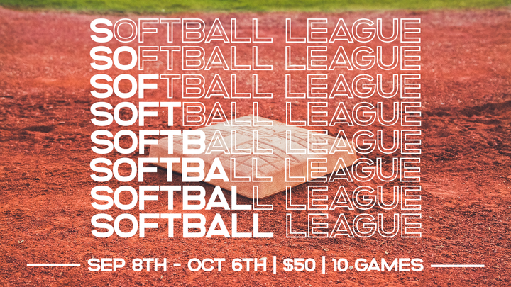 Eastpoint Softball League Registration logo image