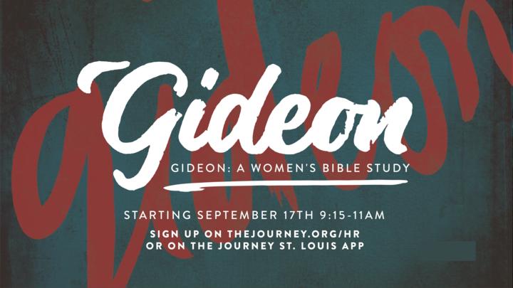 HR | Gideon: a Women's Bible Study logo image