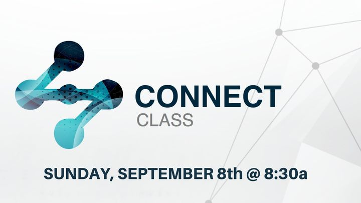 City Life Church September Connect Class logo image