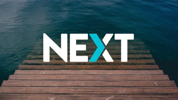NEXT  logo image