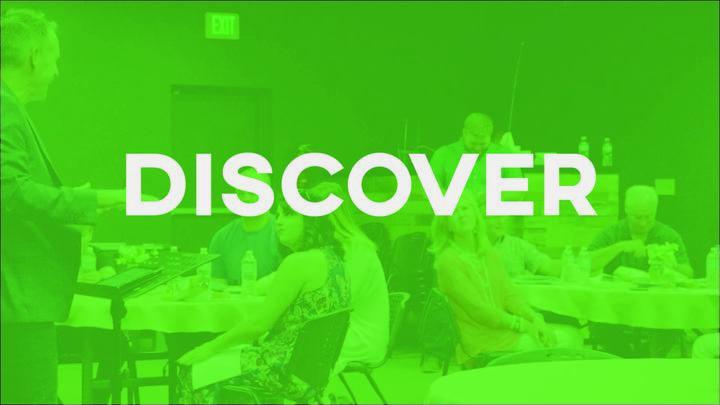 Discover 201 logo image