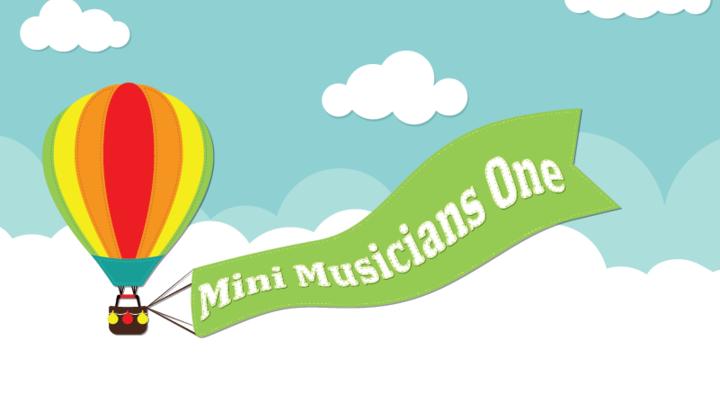 Mini Musicians 1 logo image