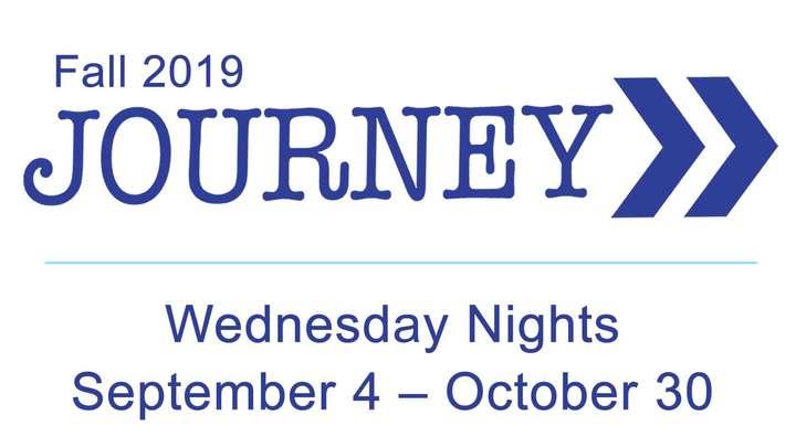 Fall Journey 2019 logo image