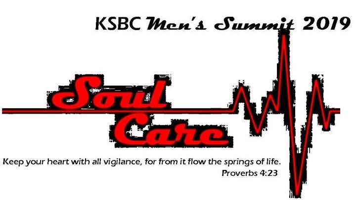 Men's Summit: Soul Care logo image