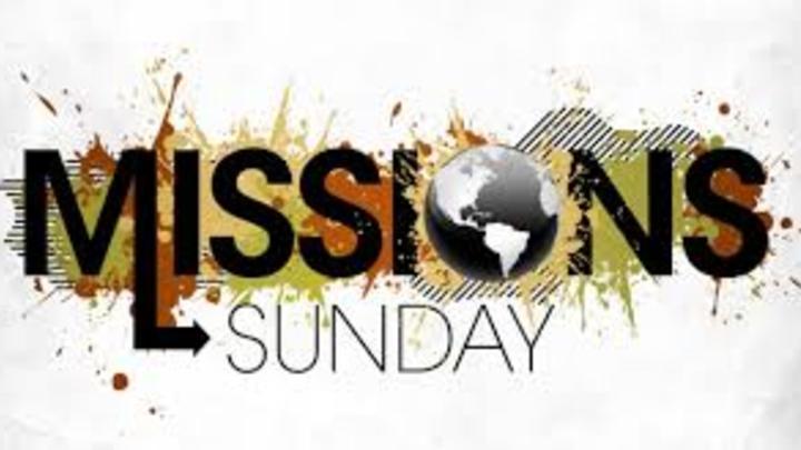 Missions Sunday- Delta Campus  logo image