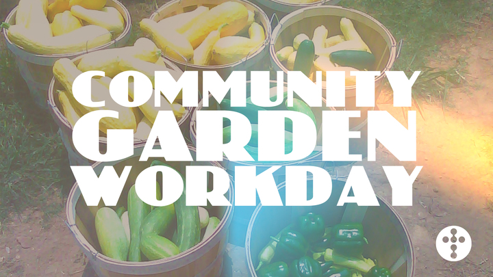 Community Garden Workday logo image