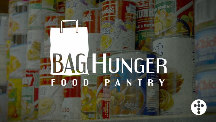 Bag Hunger Food Pantry logo image