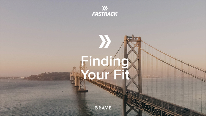 Fastrack Step 2: Finding Your Fit logo image