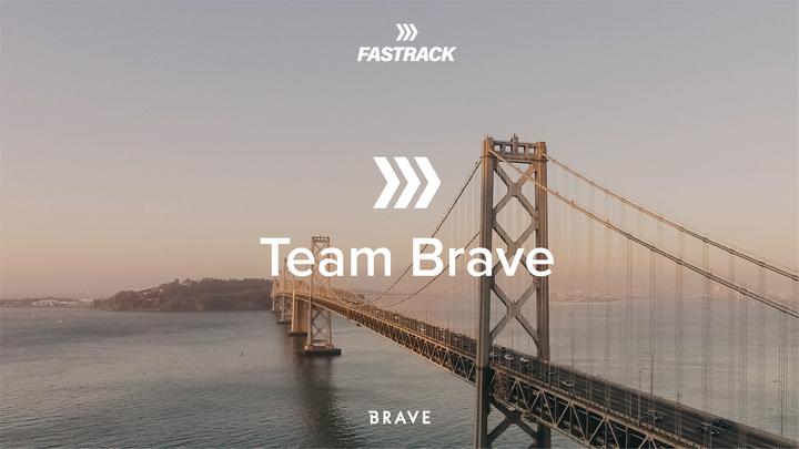 Fastrack Step 3: Team Brave logo image
