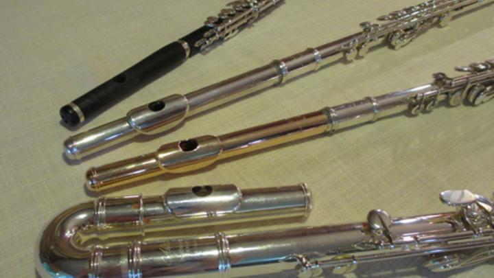 Puget Sound Flute Choir logo image