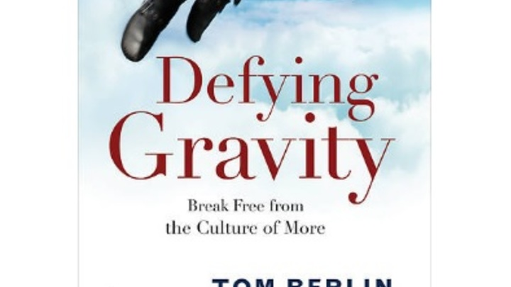 Defying Gravity by Tom Berlin - 9:30A Book Study logo image