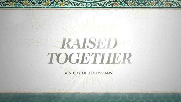 RAISED TOGETHER - WOMEN'S BIBLE STUDY - FBC UNIVERSITY logo image