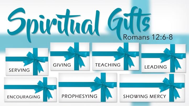 Spiritual Gifts Class logo image