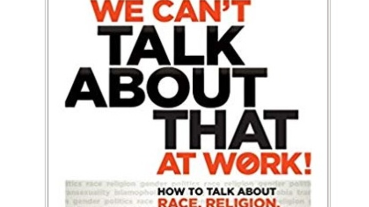 """We Can't Talk About That"": A Guide for Bold, Inclusive Conversations Book Study logo image"