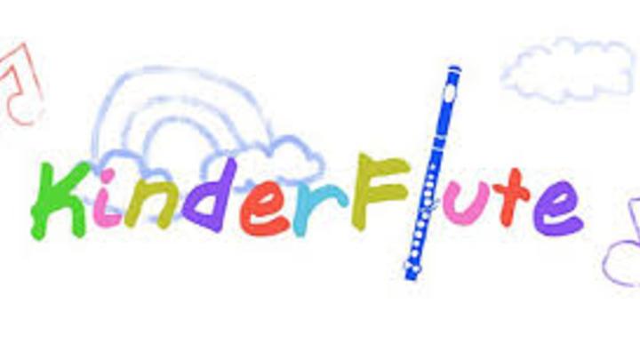 KinderFlute Fall term logo image