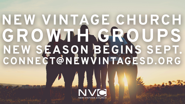 Fall Growth Groups logo image