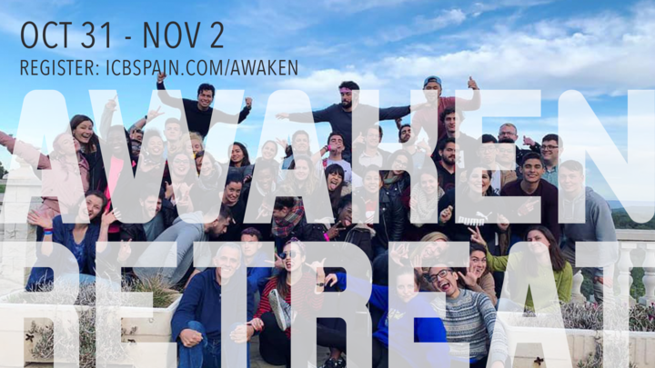 Awaken Fall Retreat 2019 logo image