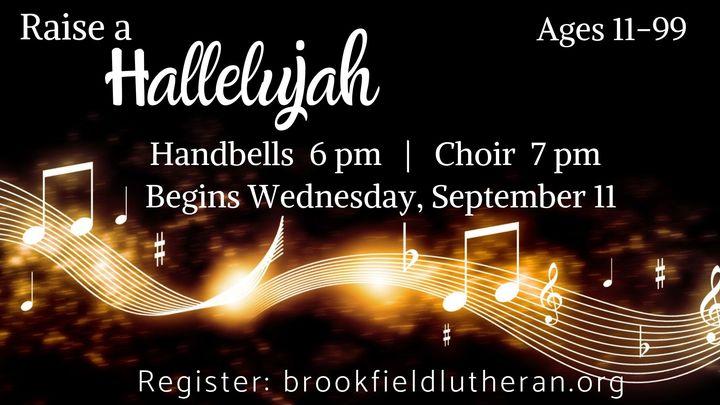 Choir & Handbells logo image