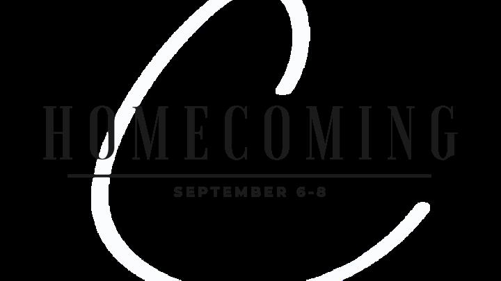 HOMECOMING 2019 logo image