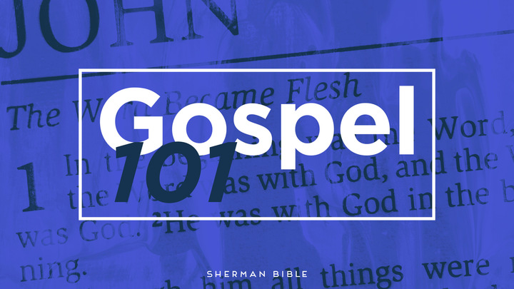 Gospel 101:  9:30am logo image