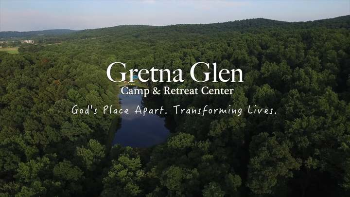 SHOUT: Confirmation Retreat at Gretna Glen logo image