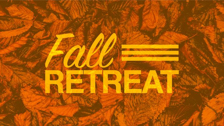 SGY Fall Retreat - Student Registration logo image