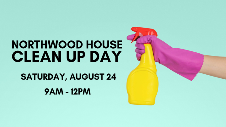 Northwood House Clean Up Day logo image