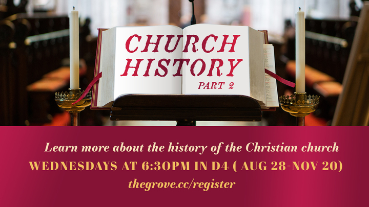 Church History, Part 2 logo image