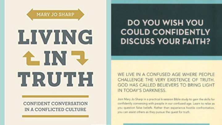 CWM:  Living In Truth Bible Study logo image