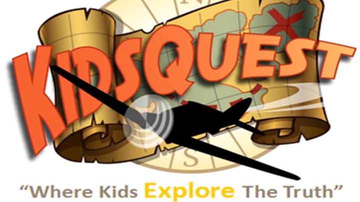 KIDS QUEST (2019-2020) Registration logo image
