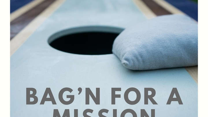 Bag'n for a Mission logo image