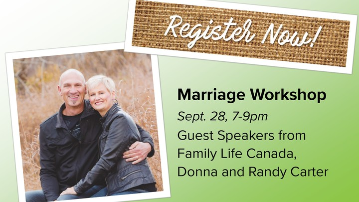Tune-up Tools for Deeper Intimacy - Marriage Workshop with Randy & Donna Carter logo image