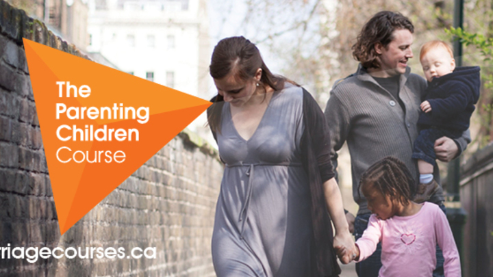 The Parenting Children Course logo image