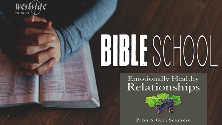Women's Bible Study - Emotionally Healthy Relationships logo image