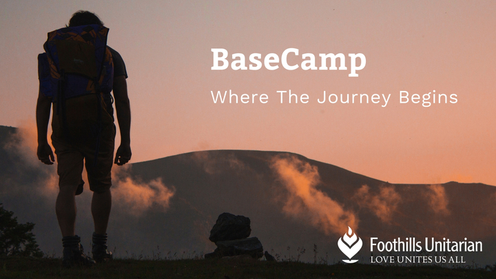 BaseCamp: The Starting Place for Newcomers logo image