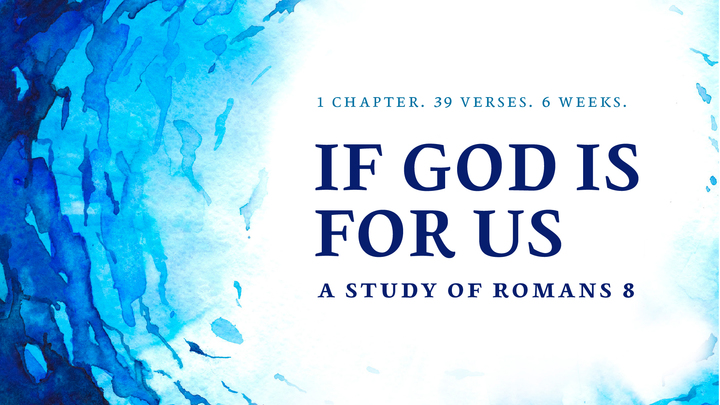 If God is for Us Bible Study logo image
