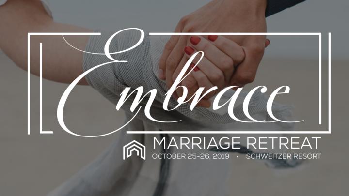Embrace Marriage Retreat logo image