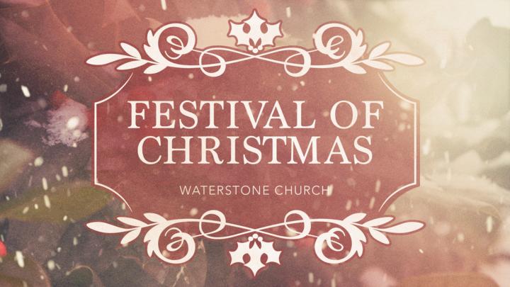 Festival of Christmas logo image