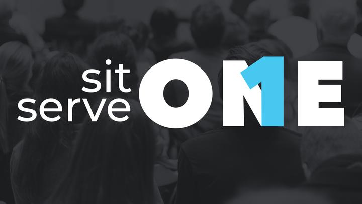 Sit One Serve One logo image