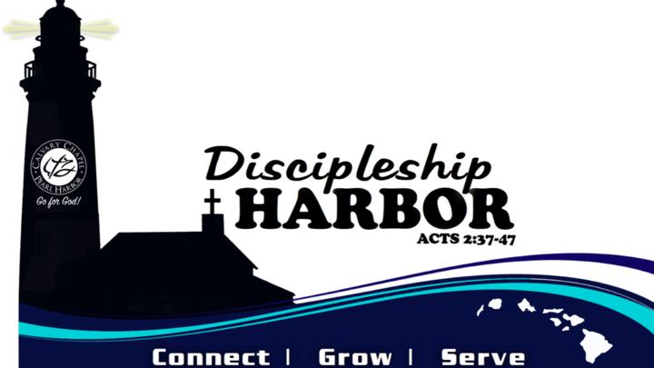 BOOKS for Wednesday Night Classes (Discipleship Harbor) logo image