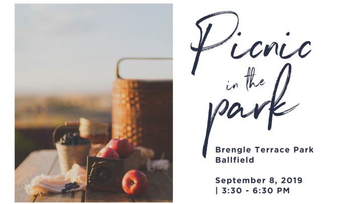 Picnic in the Park logo image